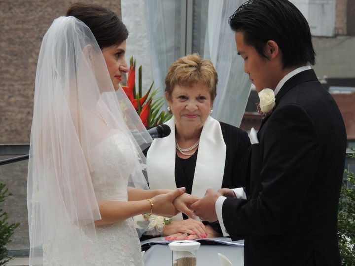 Tmx 1427309228444 Rhee Ceremony Eventi Hotel Nyc N 048 New York wedding officiant
