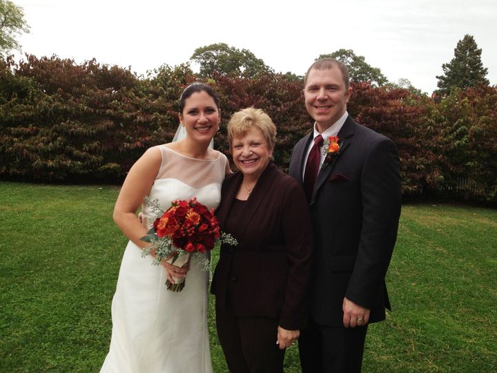 Tmx 1427309348432 Ashley And Richard 10.11.13 Highlands Ctry Club Ga New York wedding officiant