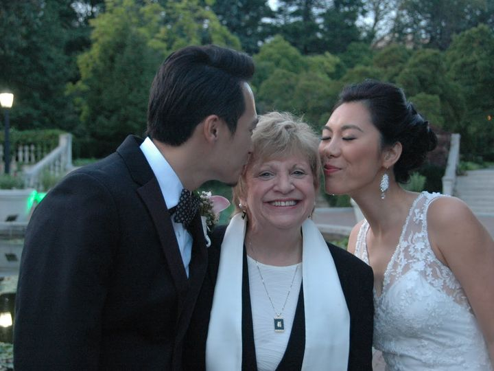 Tmx 1427309398108 James And Christina Wu Brooklyn Botanic Gardens 9. New York wedding officiant