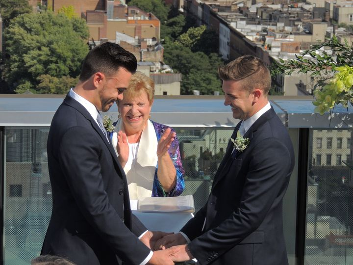 Tmx 1502295606906 Colton And Daniel New York wedding officiant