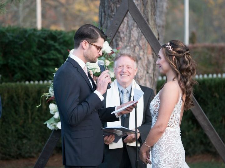 Tmx 1528223801 2c3ed3183a68b7a1 1528223799 B2c3fa4a1ab6d5c3 1528223801068 10 Mark Officiating  New York wedding officiant