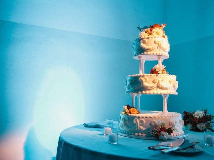 Tmx 1369140931633 Caketurqouise Richmond wedding eventproduction