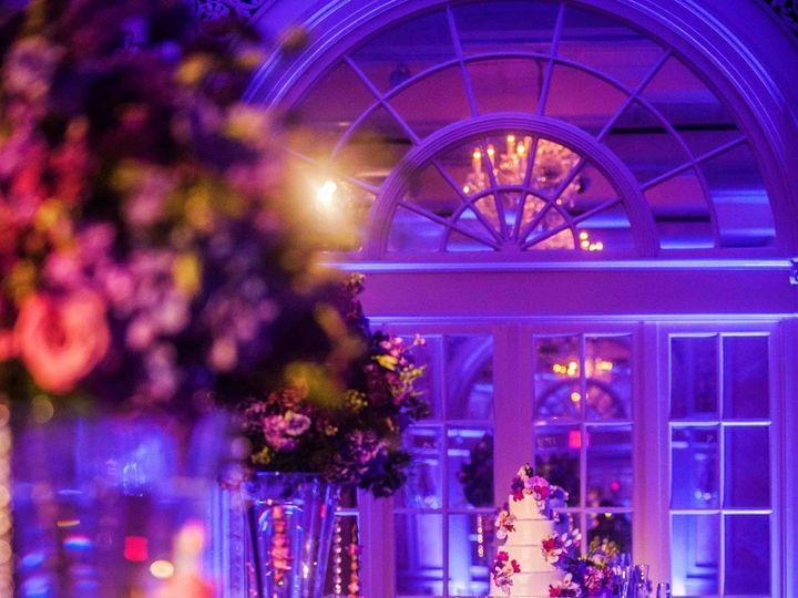 Tmx 1382093262678 Pollardcenterpiecewithcake Richmond wedding eventproduction