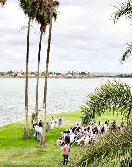 Palm tree ceremony