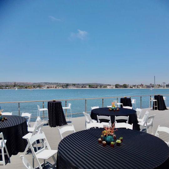 Tower Beach Club Deck