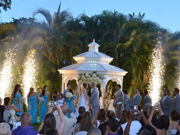 Tmx 1391109813706 Gazebo Ceremony Ciudamar At Killian Palms Country  Miami, FL wedding venue