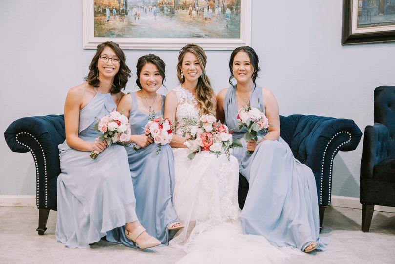 Bridesmaids The Vintage Rose