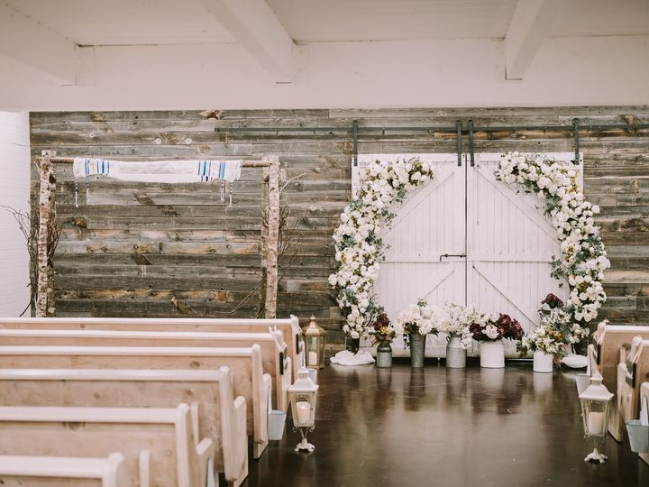 Barn & Ceremony Weddings