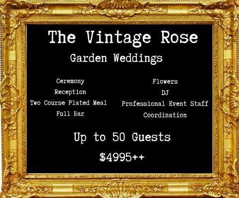 The Vintage Rose