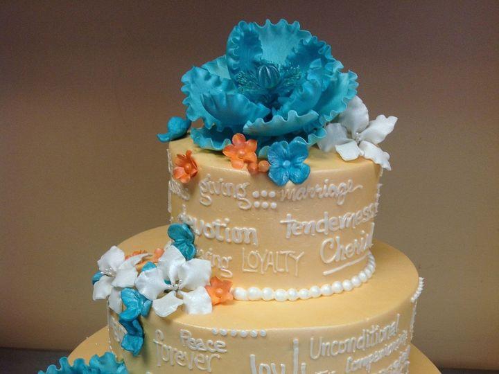 Tmx 1381161693959 Img0130 Buffalo, New York wedding cake