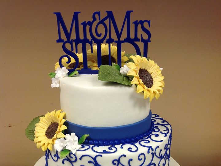 Tmx 1381161808924 Img0136 Buffalo, New York wedding cake