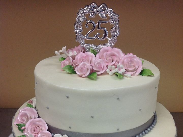 Tmx 1381162023701 Img0113 Buffalo, New York wedding cake