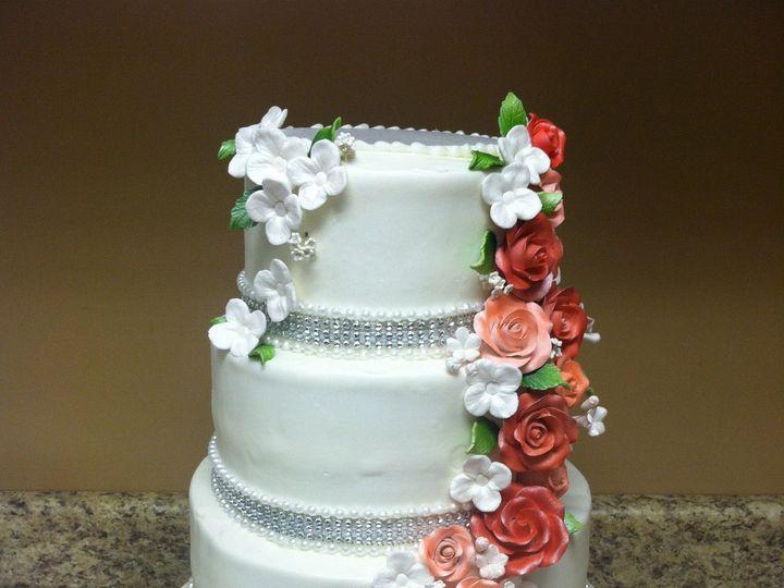 Tmx 1381162451697 Img2547 Buffalo, New York wedding cake