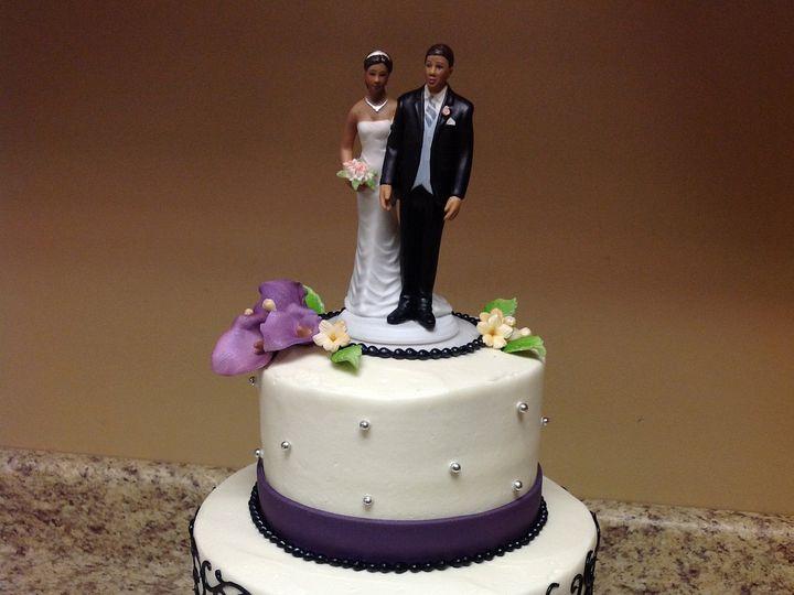 Tmx 1381162666099 Img0046 Buffalo, New York wedding cake
