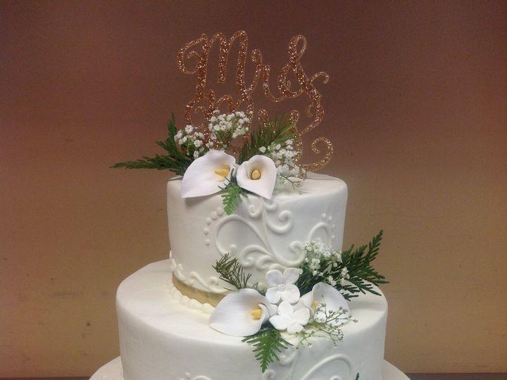 Tmx 46775771452 601e91767c O 51 30500 Buffalo, New York wedding cake