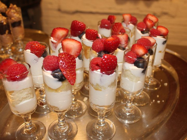 Tmx Dessert Shooters 2 51 670500 157625629655481 Rochester, NY wedding catering