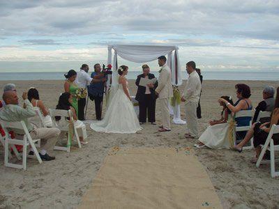 Beach Civil Ceremony