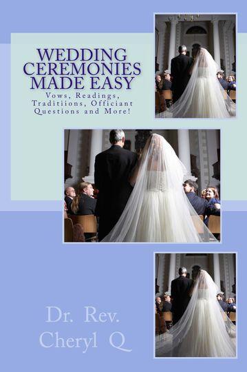 weddingceremoniesmcoverforkindle 2