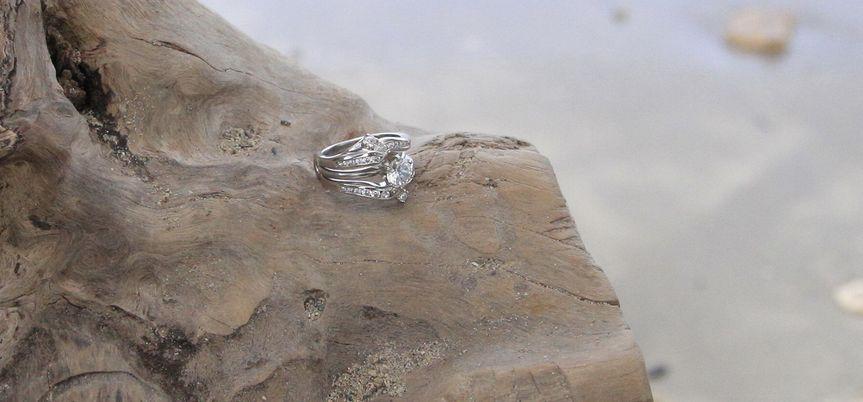 Rings on the rocks
