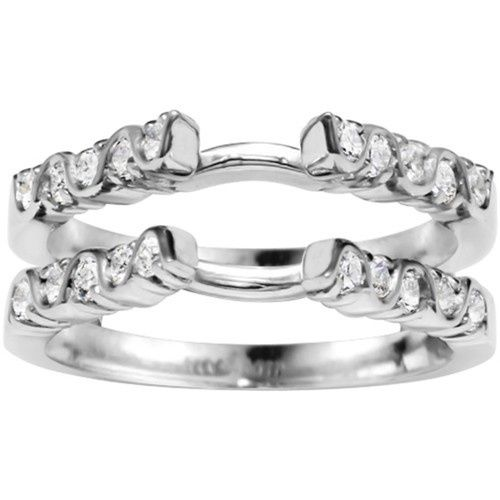 Tmx 1391901533084 Twirl Style Ring Guar Englewood Cliffs, New Jersey wedding jewelry