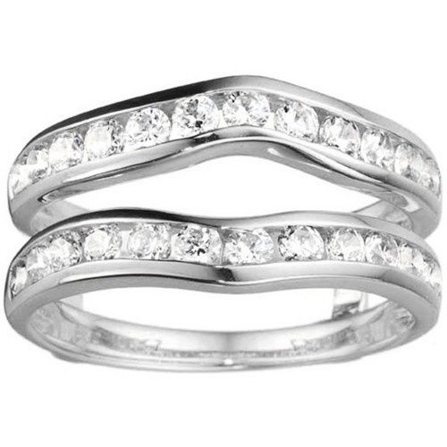 Tmx 1391902896484 Classic Curved Style Ring Guar Englewood Cliffs, New Jersey wedding jewelry
