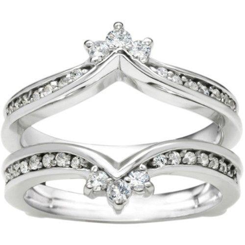 Tmx 1391902905084 Crown Inspired Contour Ring Guar Englewood Cliffs, NJ wedding jewelry