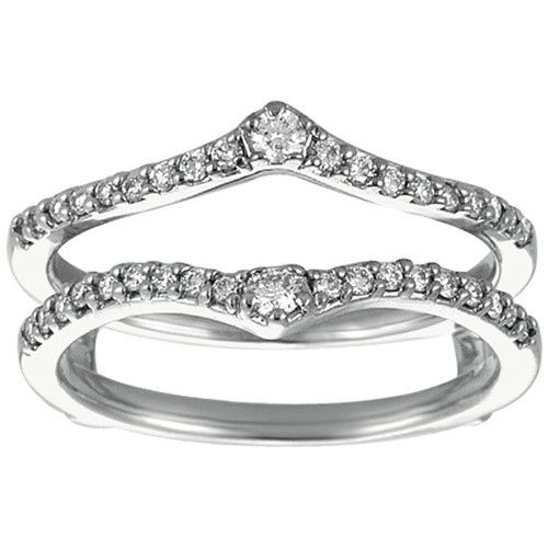 Tmx 1391902906612 Delicate Graduated Contour Ring Guar Englewood Cliffs, New Jersey wedding jewelry