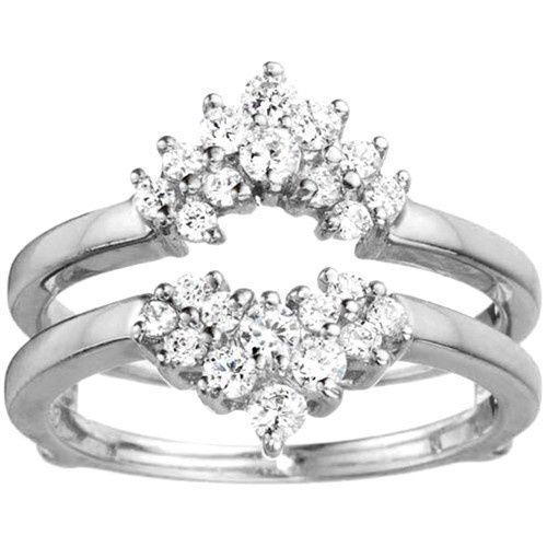 Tmx 1391902915994 Double Row Prong Set Ring Guar Englewood Cliffs, NJ wedding jewelry