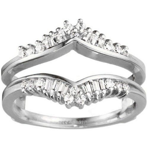 Tmx 1391902945077 Traditional Chevron Style Ring Enhance Englewood Cliffs, New Jersey wedding jewelry
