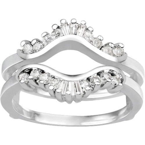Tmx 1391902946479 Traditional Contour Style Jacket Ring Guar Englewood Cliffs, New Jersey wedding jewelry
