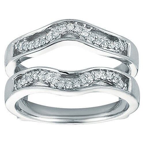 Tmx 1391902951295 Traditional Style Curved Ring Guard Enhance Englewood Cliffs, New Jersey wedding jewelry
