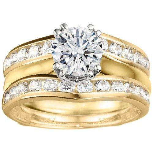 Tmx 1391910552583 Rg068 Whitegold Roun Englewood Cliffs, New Jersey wedding jewelry