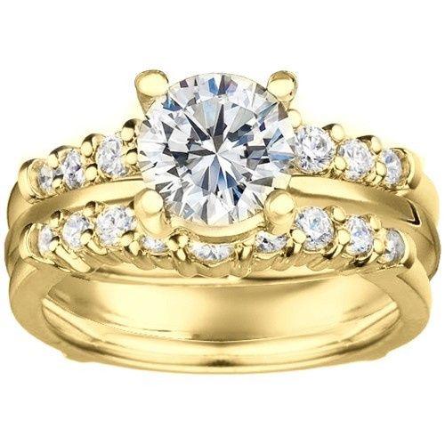 Tmx 1391910560792 Rg095 Whitegold Roun Englewood Cliffs, New Jersey wedding jewelry