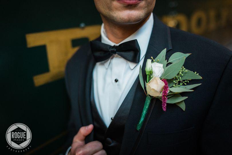 Real Rogue Wedding