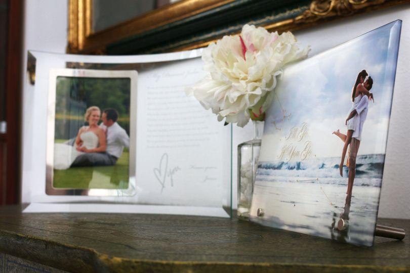 Memories in frames