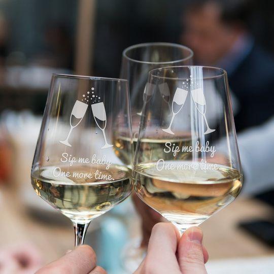 Metropol Wine Glasses