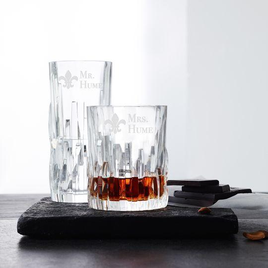 Shu Fa Whiskey Glass