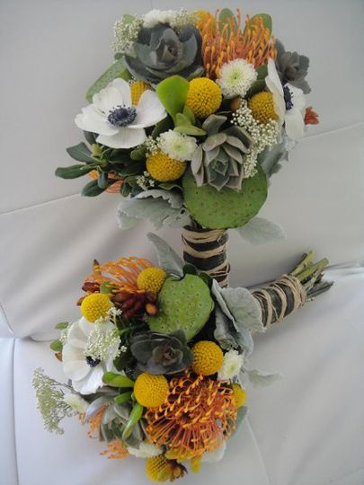 Casual Bouquet Design