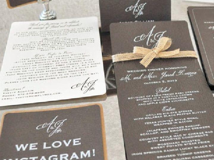 Tmx 1448999955 B7ea3dcaebdd090b IMPRESSIONS   Helane Cooper Louisville, Kentucky wedding invitation