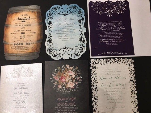 Tmx 1481817832050 Img7234 Louisville, Kentucky wedding invitation