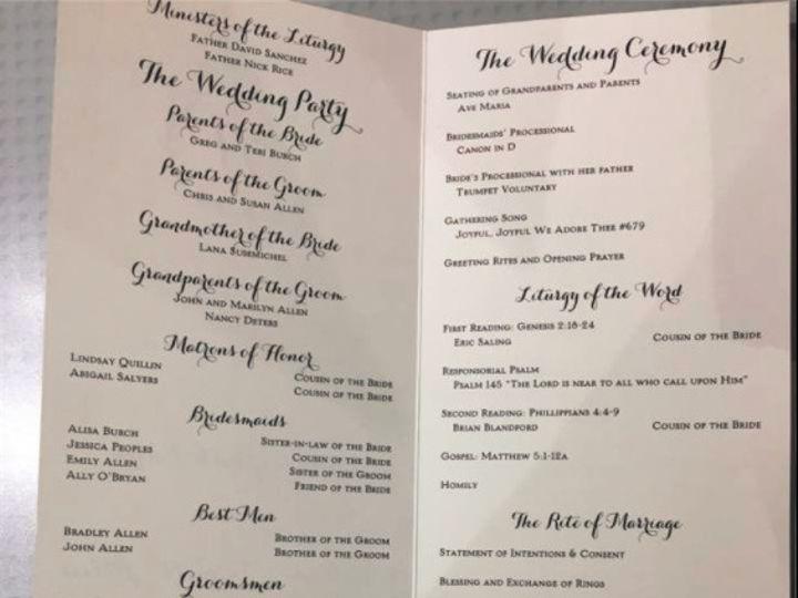 Tmx 1511977088309 Capture Louisville, Kentucky wedding invitation