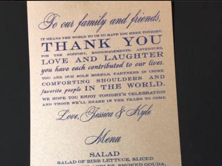 Tmx 1511977255500 Capture Louisville, Kentucky wedding invitation