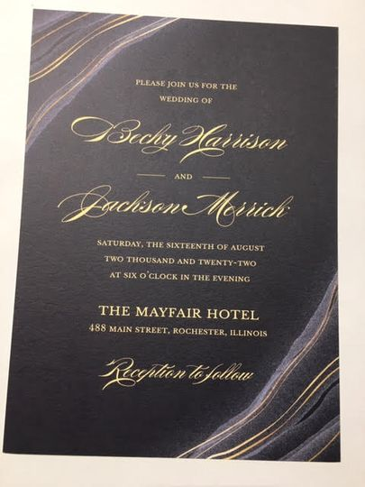Invitations by Impressions