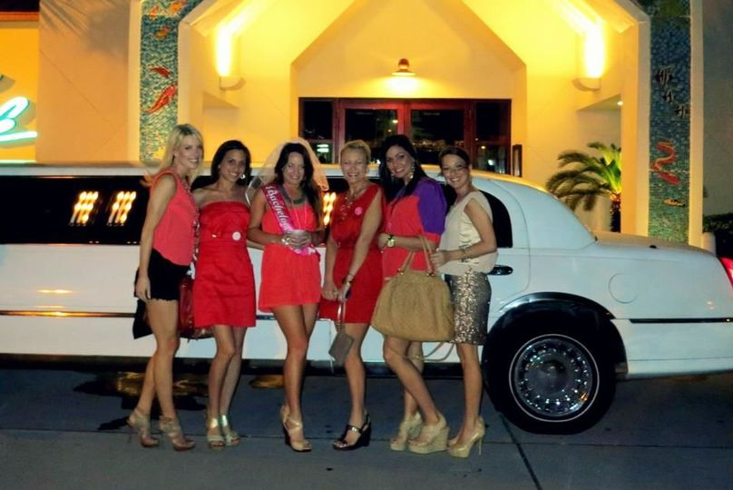 Destin Limo offers the absolutle BEST Bachelorette Party Limo Package that includes 1 dozen FREE...