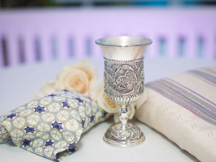 Tmx 1533104291 D63edc6cfb066e29 1533104288 54074c406c7a04d4 1533104287362 3 Kiddush Cup Miami, FL wedding officiant
