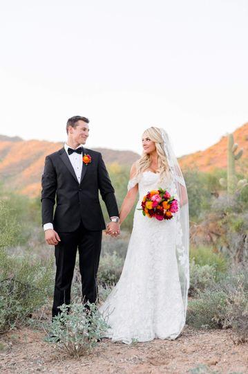 Tuxedo Formal Wedding