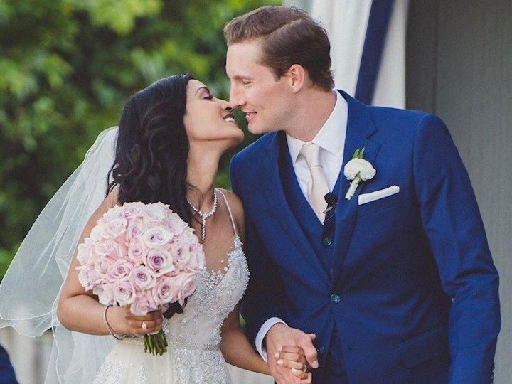 Tmx 1511982007534 Brad And Ricabrilliant Blue Wedding Suit Chicago, IL wedding dress