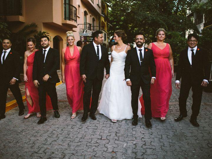 Tmx 1511985787804 Peter And Kariwedding Tuxedos Chicago, IL wedding dress