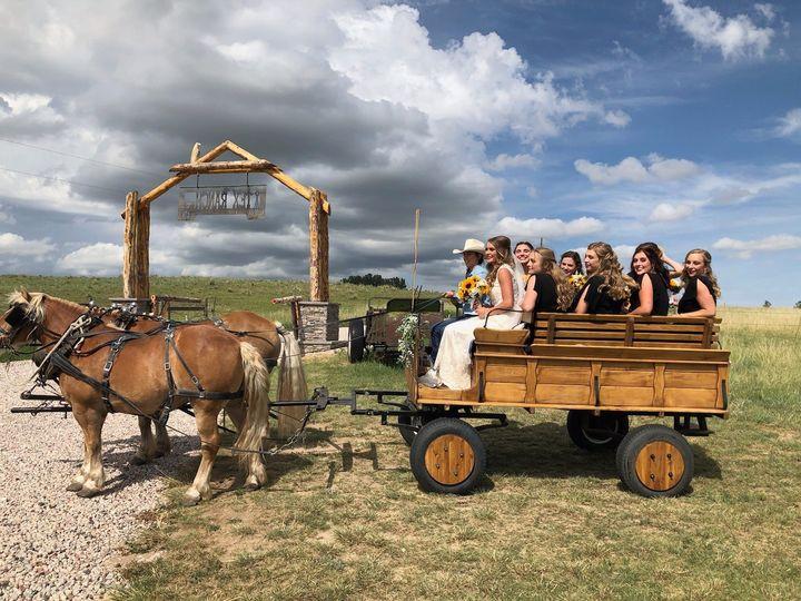 Our venue wagon