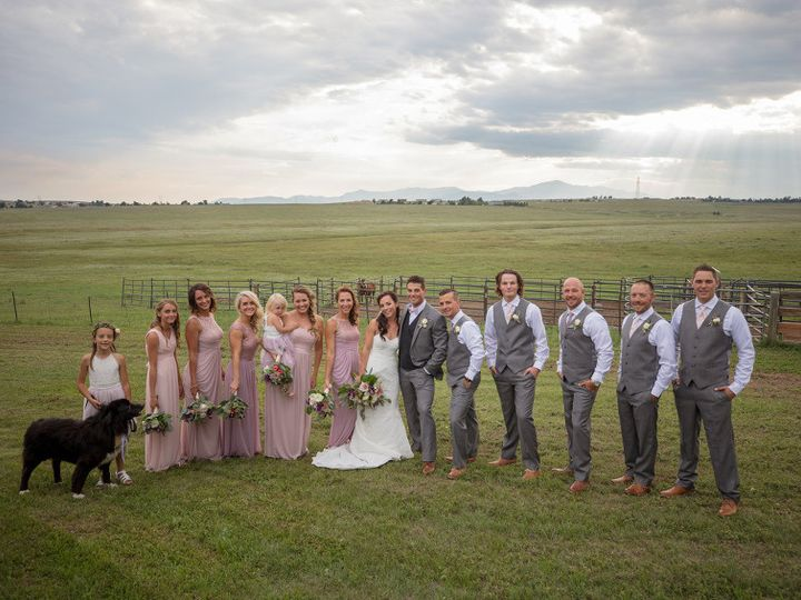 Tmx 1504024511786 Coloradospringswedding 1045ppw850h566 Peyton, Colorado wedding venue